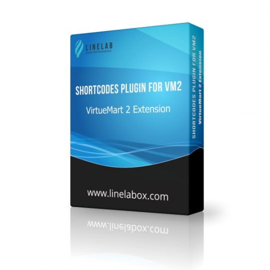 Shortcodes Plugin pro VirtueMart
