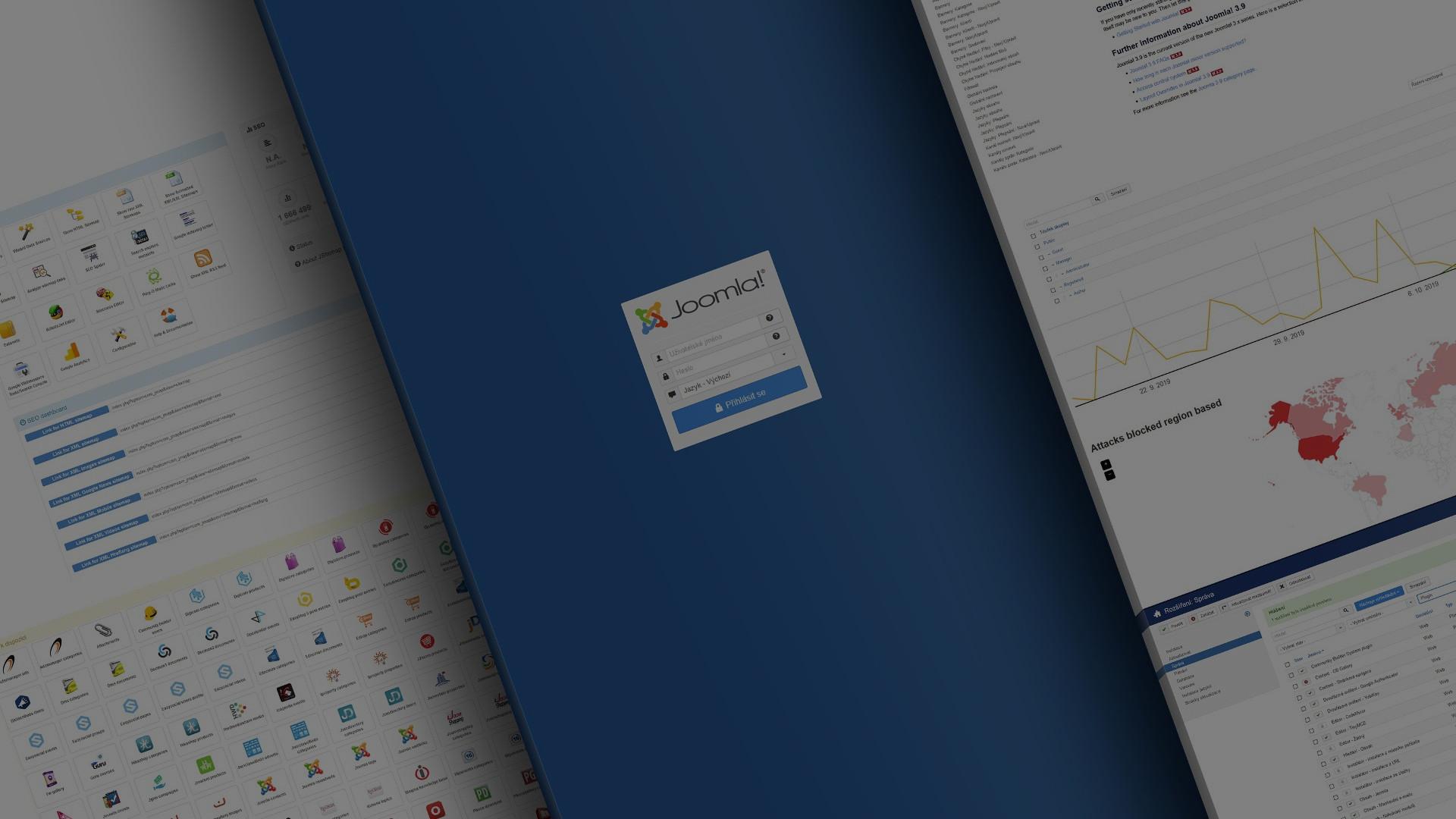 Správa, aktualizace a údržba webových stránek